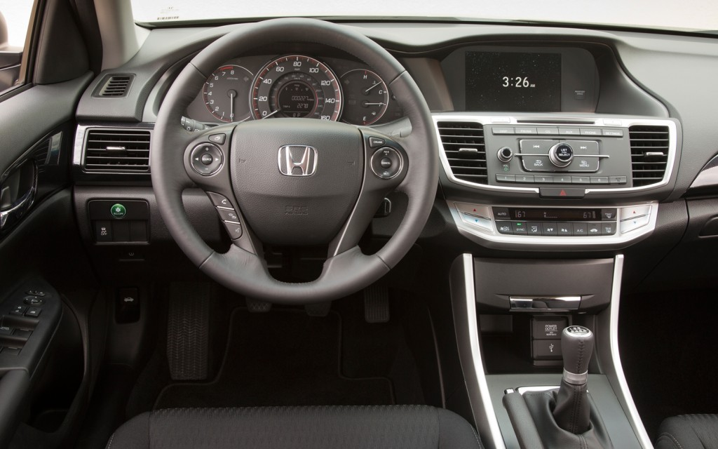 Full Review 2013 Honda Accord Sport Shifting Lanes