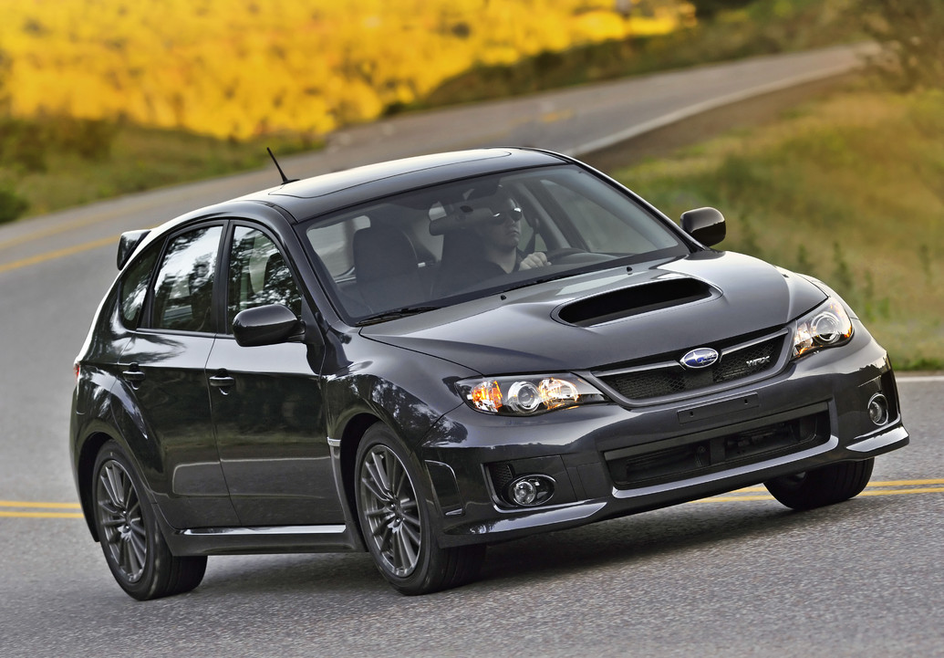 full review 2013 subaru wrx hatchback shifting lanes. Black Bedroom Furniture Sets. Home Design Ideas