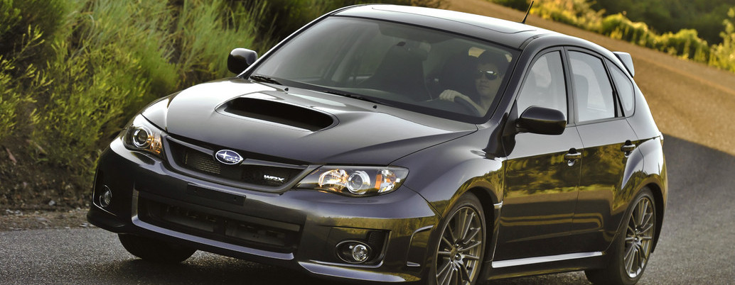 Full Review 2013 Subaru Wrx Hatchback Shifting Lanes