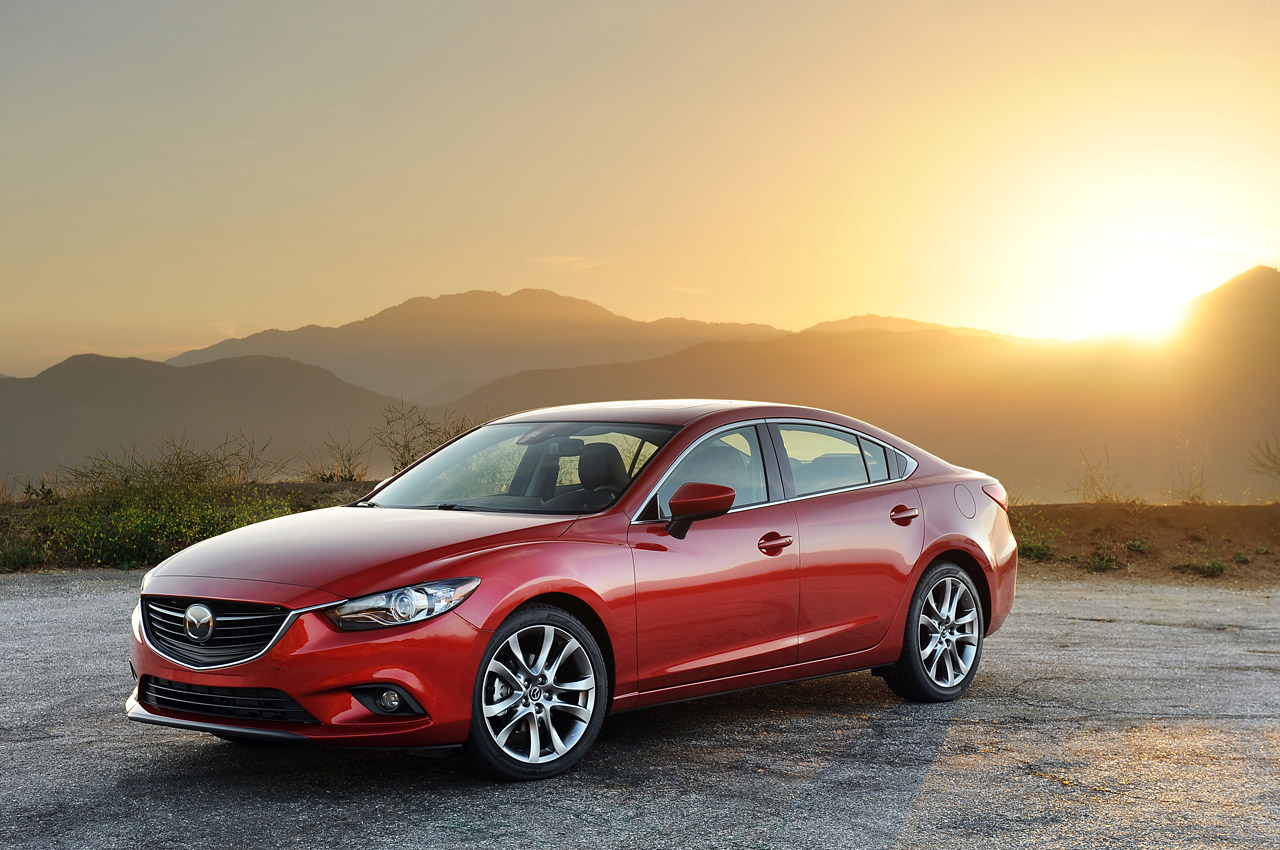full review 2014 mazda 6 grand touring shifting lanes. Black Bedroom Furniture Sets. Home Design Ideas