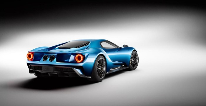 The New Ford Gt Numbers Are In And Its Going To Be A Monster Shifting Lanes