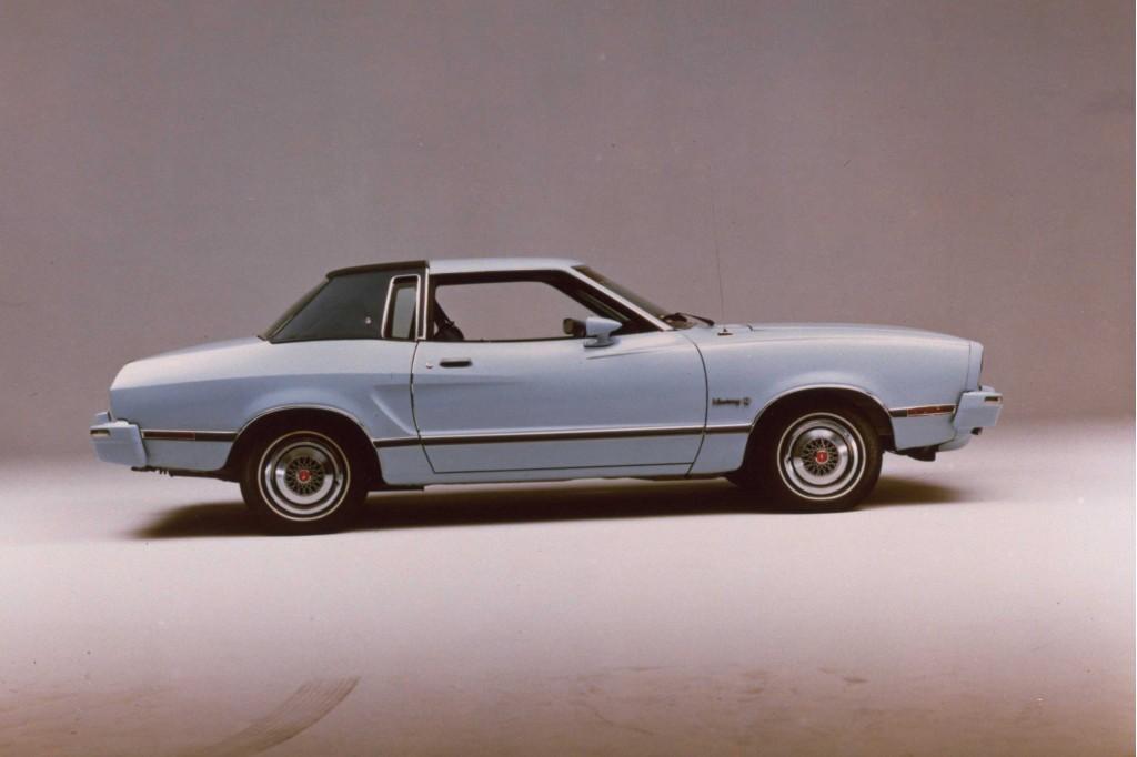 The 1974 Mustang Ii The Unworthy Pony Shifting Lanes