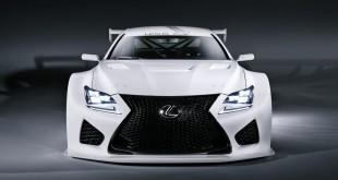 Lexus RC-F GT3 Front