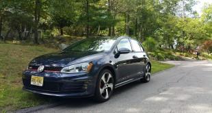2015 VW GTI front