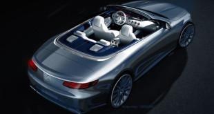 S-Class Cabrio Sketch