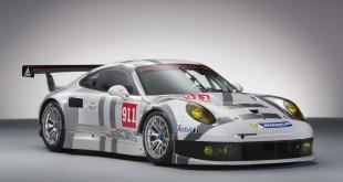 Porsche's Next GTE Le Mans Contender Announced
