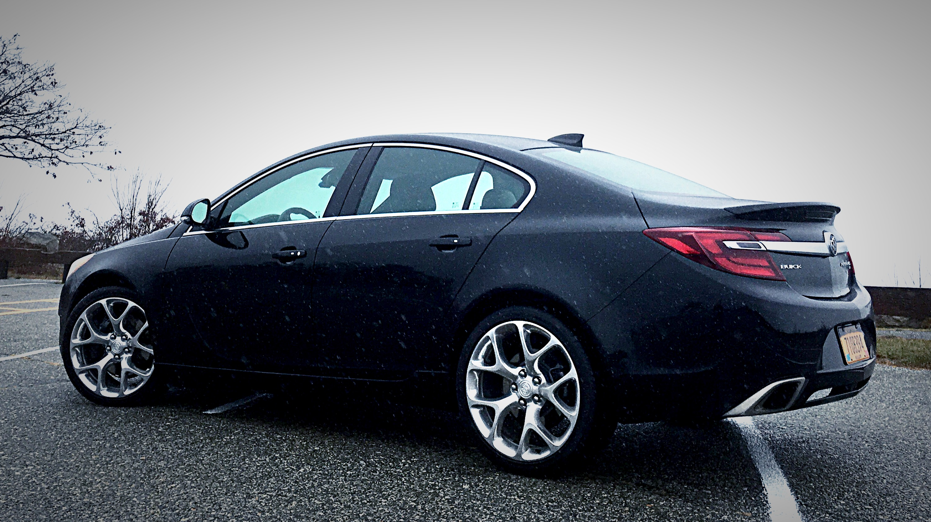 2016 Buick Regal Gs First Looks Shifting Lanes