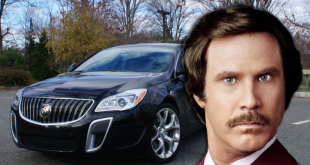 The Buick Regal GS Is The Ron Burgundy of Cars