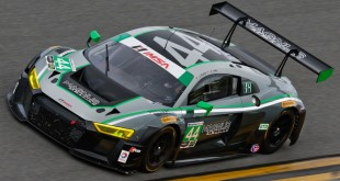 24 At Daytona Preview:  Magnus Racing Lego Style