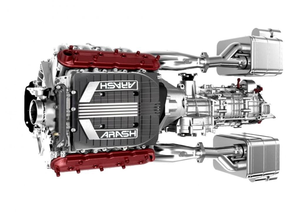 AF10-engine