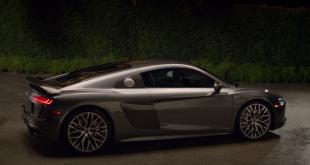 Audi R8 superbowl 50