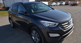 Full Review: 2016 Hyundai Santa Fe Sport