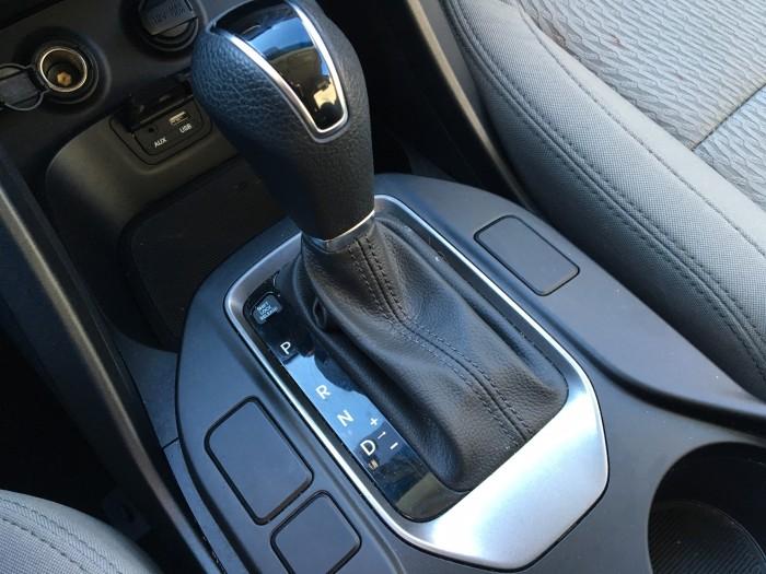 Hyundai Santa Fe Shift knob