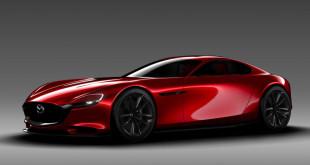Mazda rotary concept