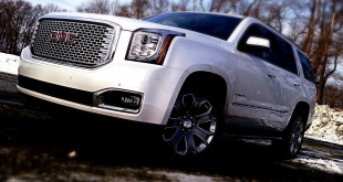 The GMC Yukon Denali: The Luxury Tank