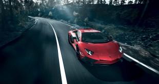 MUST WATCH VIDEO: Lamborghini Aventador SV Destroys Isle Of Man