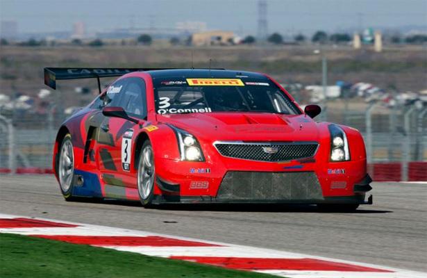 Photo Courtesy of Cadillac Racing