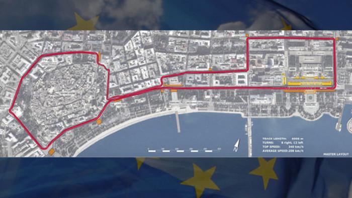 Baku layout