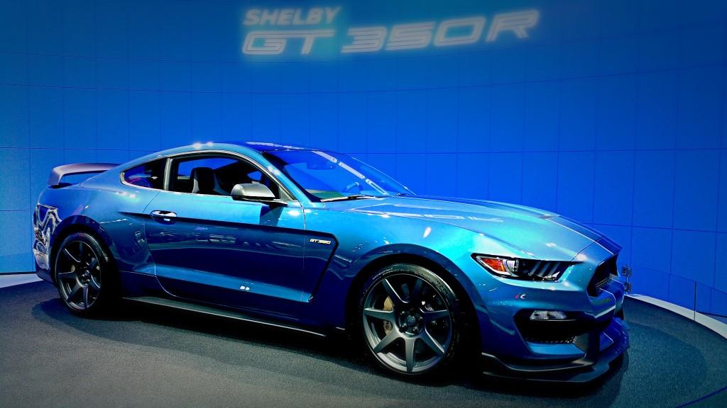 Mustang-GT350R
