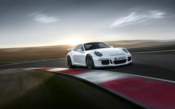 Porsche 911 GT3 2