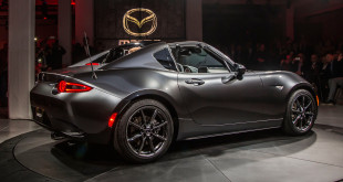 The New Mazda MX-5 Miata RF Is Automotive Perfection