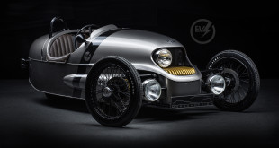 Morgan EV3: Where Vintage And Modern Meets