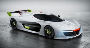 500 Horsepower From Hydrogen-Fuel