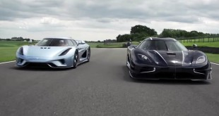 Koenigsegg Regera And One:1 Described By The Man Who Made Them
