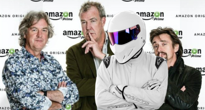 The Amazon Car Show Will Have A Fourth Member Shifting Lanes - Car show on amazon