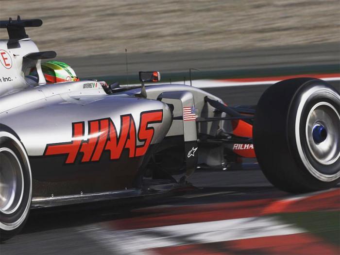 Haas f1 2