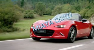 QUIZ: How Well Do You Know Your Miatas?