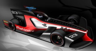 Legendary Design Firm Infuses Its Style Into Formula E Concepts