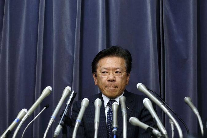 tetsuro aikawa - mitsubishi president