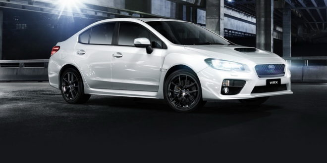 2016 Subaru WRX Special Edition Australia