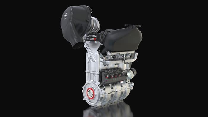 Nissan-DIG-T-R-engine-2