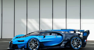 You Think The Chiron Sounds Good? Check Out It's Insane Gran Turismo Inspired Cousin.