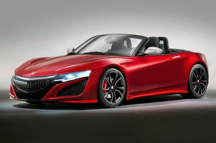 If This Is The New Honda S2000 I Am Not Impressed