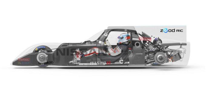 Nissan Zeod Rc 1 Shifting Lanes