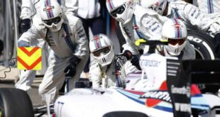 Watch This F1 Team Set The World Record For The Fastest Pit Stop In History