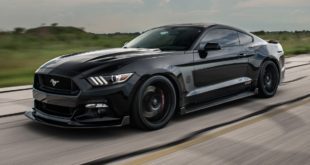 This Very Limited Mustang Will Shred The 700 Horsepower Hellcat