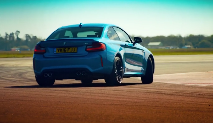 BMW M2 Top Gear