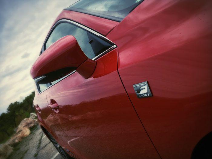 The Lexus CT200h F-Sport, Proof Lexus Engineers Have A Sense Of