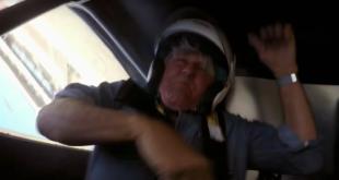 Jay Leno Gets Into Nasty Crash In A 2,500 Horsepower Car