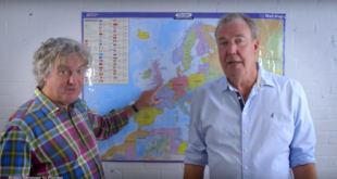 jeremy clarkson james may brexit