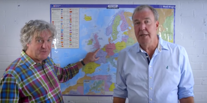 jeremy clarkson james may brexit
