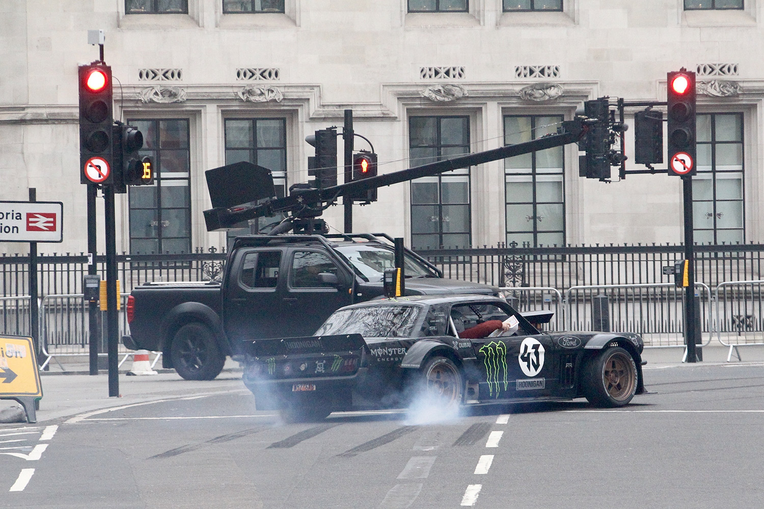 ken block in london