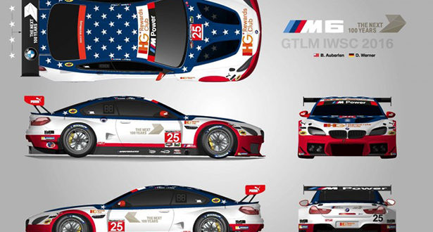 m6 stars and stripes