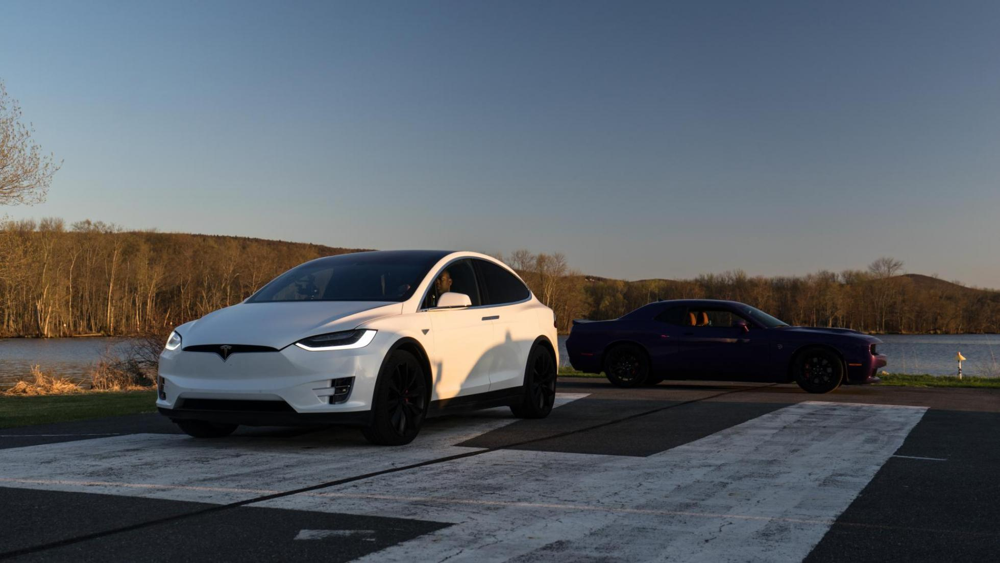 model x and hellcat