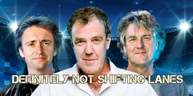 the grand tour is not shifting lanes