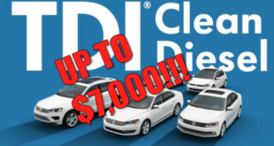 Half Million VW Diesel Owners Are Hearing Cha-Ching!